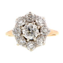 Antique Diamond Cluster Ring, 0.81ct:: Doyle & Doyle