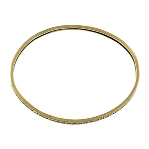 Vintage Engraved Bangle Bracelet:: Doyle & Doyle