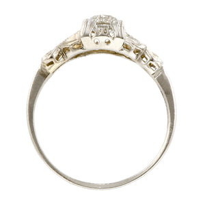 Vintage Engagement Ring, TRB 0.90ct: Doyle & Doyle