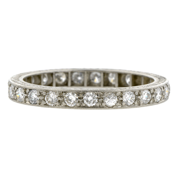 Diamond Eternity Wedding Band:: Doyle & Doyle