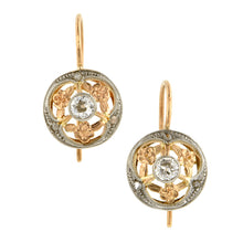 Edwardian Diamond Earrings