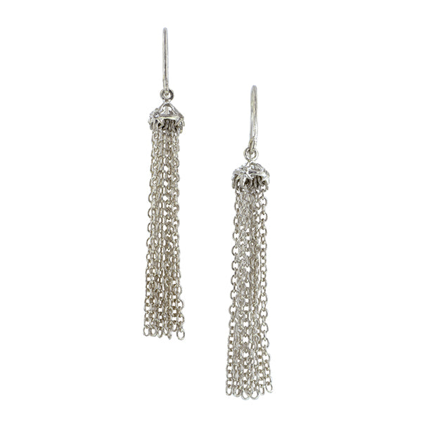 North Star Tassel Earrings::Doyle & Doyle