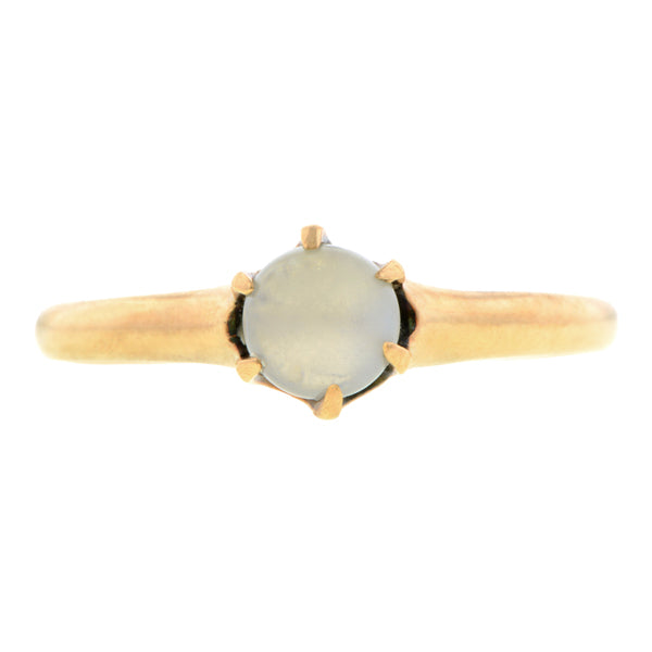 Antique Moonstone Ring:: Doyle & Doyle