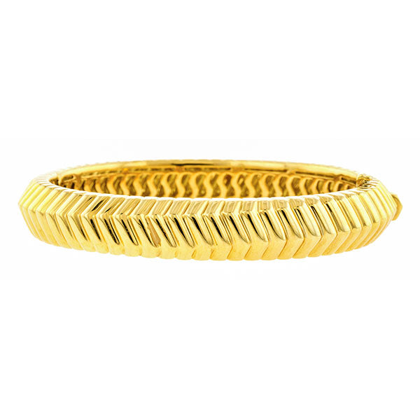 Estate Tiffany & Co. Bangle Bracelet
