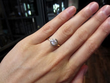Edwardian Engagement Ring, Old Euro, 0.70ct