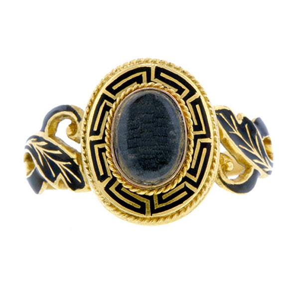 Victorian Mourning Ring