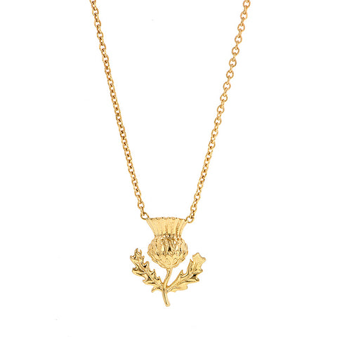 Thistle Necklace- Heirloom by Doyle & Doyle::Doyle&Doyle