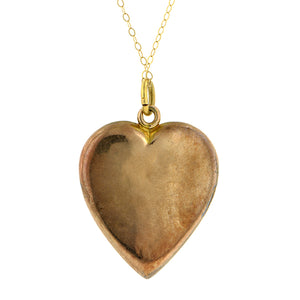 Victorian Diamond Heart Locket :: Doyle & Doyle