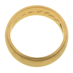 Antique Wedding Band:: Doyle & Doyle