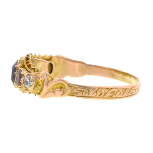 Victorian Regard Ring::Doyle & Doyle