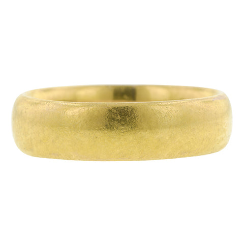 Antique Gold Band :: Doyle & Doyle