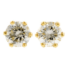 Diamond Stud Earrings::Doyle & Doyle