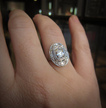 Vintage Diamond Engagement Ring, Cushion 1.54ct :: Doyle & Doyle