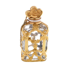 Antique Scent Bottle::Doyle & Doyle