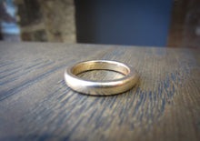 Antique Gold Wedding Band:: Doyle & Doyle