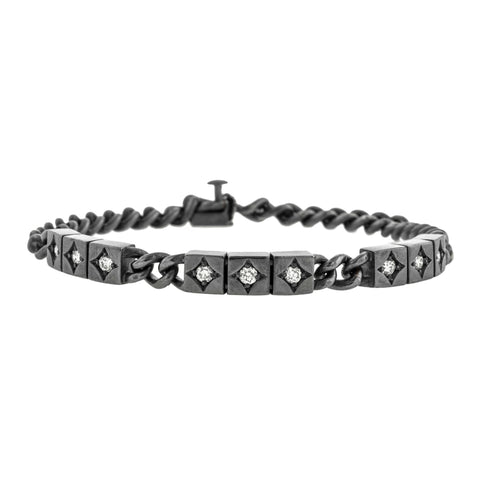 Diamond Bracelet- Heirloom by Doyle & Doyle