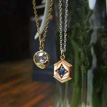 Heirloom necklaces by Doyle & Doyle