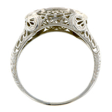 Vintage Three Stone Engagement Ring, TRB 0.12ct:: Doyle & Doyle