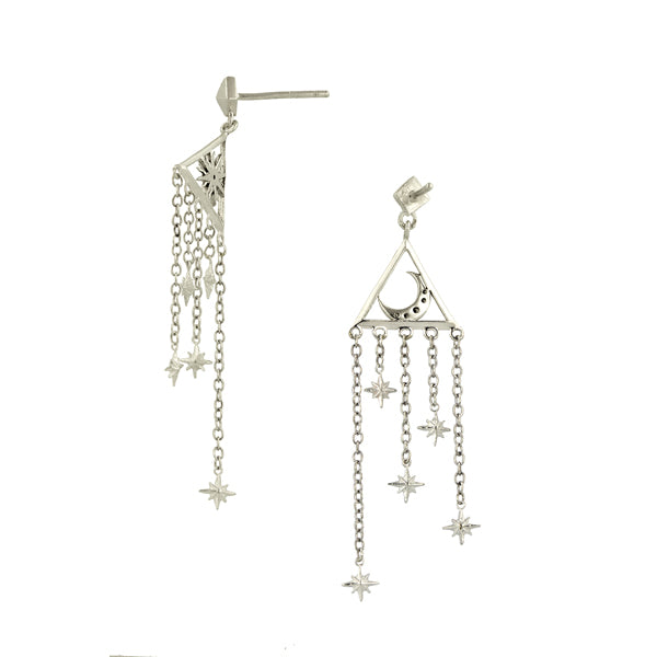 Constellation Earrings- Heirloom by Doyle & Doyle