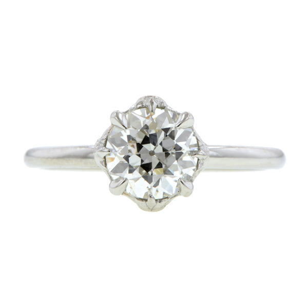North Star Engagement Ring