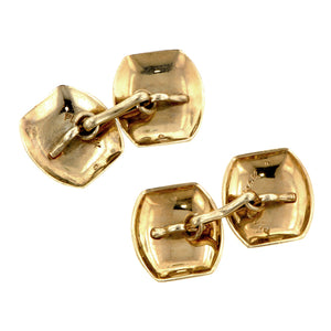 Art Deco Engine Turned Cufflinks:: Doyle & Doyle