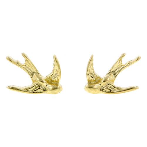 Swallow Earrings- Heirloom by Doyle & Doyle