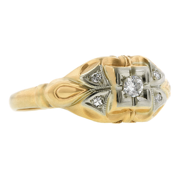 Vintage Diamond Ring:: Doyle & Doyle