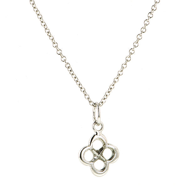 Quatrefoil Pendant Necklace- Heirloom by Doyle & Doyle