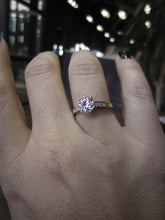Vintage Engagement Ring, Old Euro 1.30ct:: Doyle & Doyle