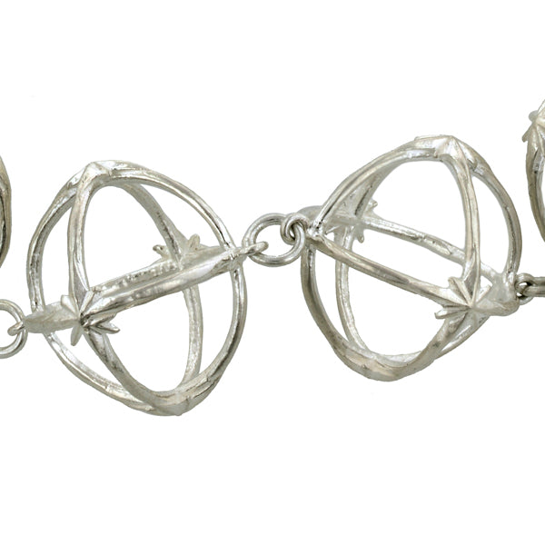 Globe Bracelet- West 13th Collection, Doyle & Doyle