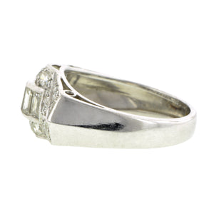 Vintage Diamond Ring::Doyle & Doyle: