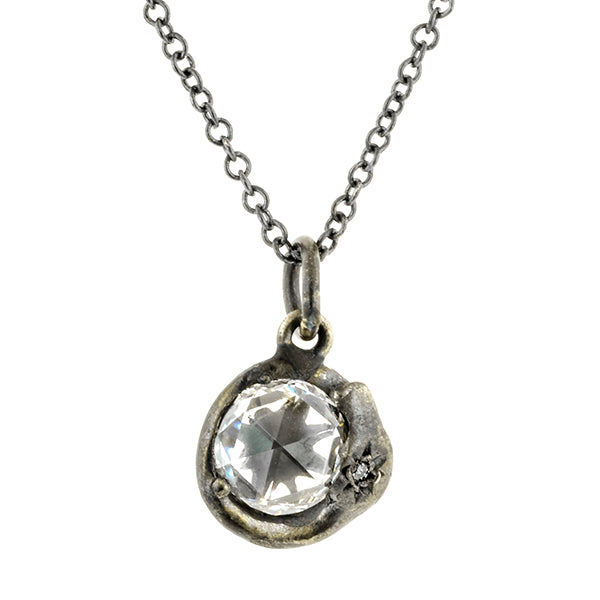 Ouroboros Snake Pendant Necklace- Heirloom by Doyle & Doyle::