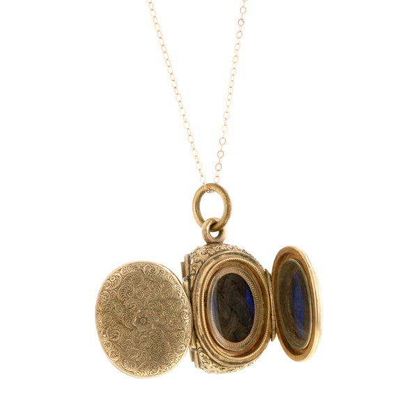 Victorian Family Locket