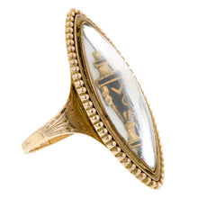 Antique Georgian Mourning Ring Doyle & Doyle