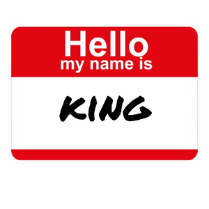 Hello My Name is... (Short-Sleeve Unisex)