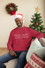 'Tis the season to get Paid - Unisex Crewneck