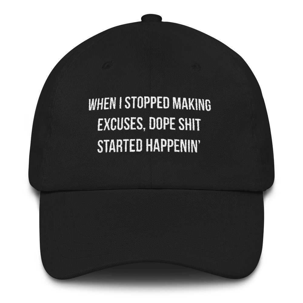 Dope Shit - Dad Hat