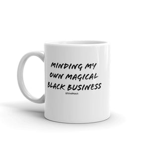 Magical Black Business - Coffee Mug