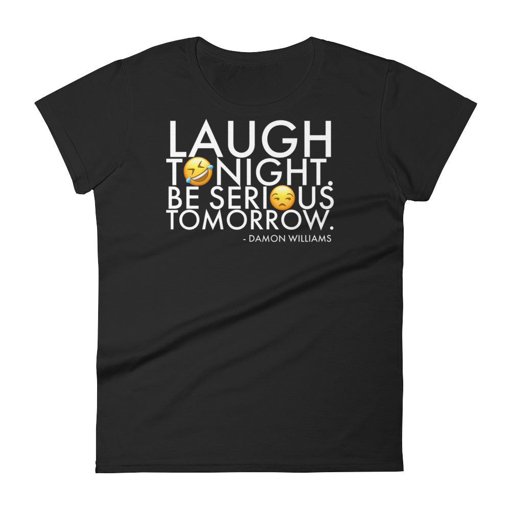 Damon Williams Exclusive: Laugh Tonight, Be Serious Tomorrow (Women)