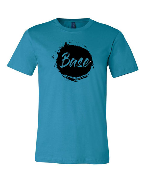 Aqua Base Adult Cheer T-Shirt