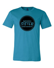 Gymnastics Sister Adult T-Shirt