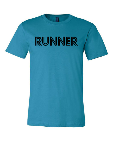 Aqua Runner Adult Runner T-Shirt