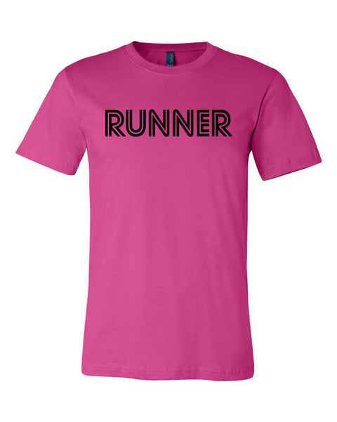 Berry Runner Adult Runner T-Shirt