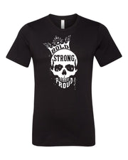 Bold Strong Proud Adult T-Shirt