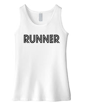 Runner Girls Tank Top