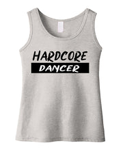 Hardcore Dancer Girls Tank Top