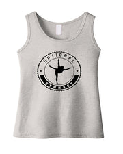 Optional Gymnast Girls Tank Top