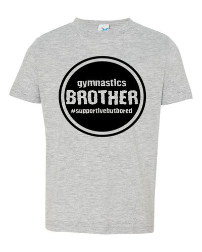 Gymnastics Brother Toddler T-Shirt