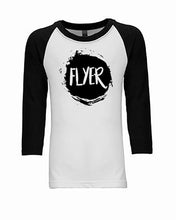 Flyer Kids 3/4 Sleeve Raglan T-Shirt
