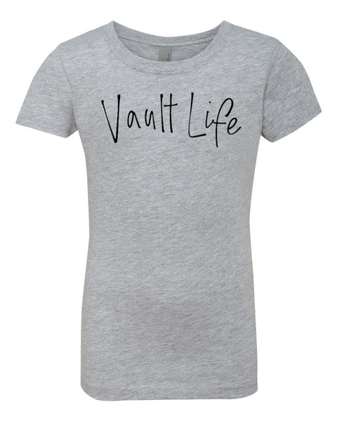 Vault Life Girls T-Shirt